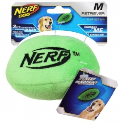 RETRIEVER PLUSH GREEN MED 12.7CM - Click for more info