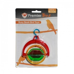 BIRD TOY CROSS WINDER - Click for more info