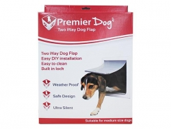 DOG FLAP 2 WAY 36X30CM - Click for more info