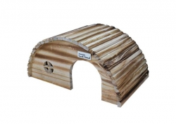 NATURAL TIMBER HOME MED 29X20X17CM - Click for more info