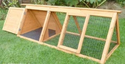 A FRAME ANIMAL HOME - Click for more info