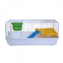 RABBIT/GUINEA PIG HOME 101CM X 53CM - Click for more info