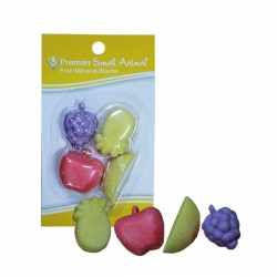 MINERAL BLOCK FRUIT SHAPE - Click for more info