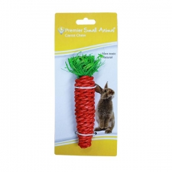 CARROT SHAPE CHEW - Click for more info