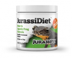 JURASSIDIET NEWT & FROG W PROBIOTIC 120G - Click for more info