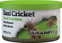 JURASSIDIET EASICRICKET SMALL 35G - Click for more info