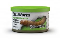 JURASSIDIET EASIWORMS LARGE 35G - Click for more info