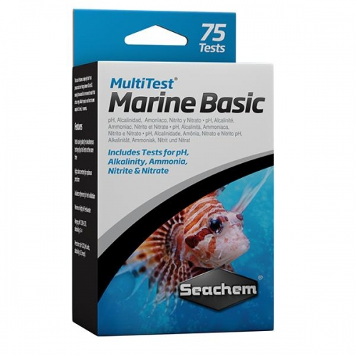 MULTITEST MARINE BASIC (6) - Click for more info