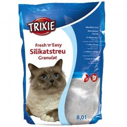 FRESH N EASY LITTER GRANULES 8L - Click for more info