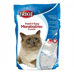 FRESH N EASY LITTER GRANULES 5L - Click for more info