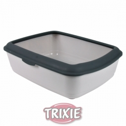 CAT TOILET CLASSIC WITH RIM GREY - Click for more info