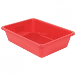 KITTY CAT LITTER TRAY 27X9X37CM - Click for more info