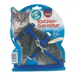 CAT SET WITH LEAD INFINITELY ADJUSTABLE - Click for more info