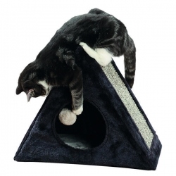 LERA CUDDLY CAVE KITTENS 44X39X25CM ANT - Click for more info