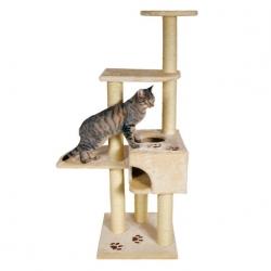 CAT TREE ALICANTE ANTHRACITE 142cm - Click for more info