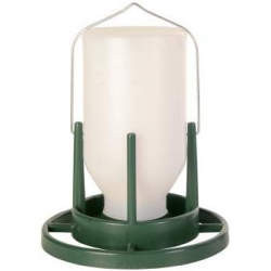 AVIARY FEEDER WITH LGE LANDING 1L/20CM - Click for more info