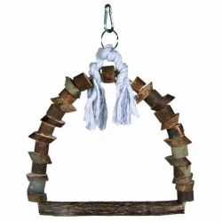 NATWOOD BIRD SWING 22X29CM - Click for more info