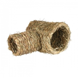 GRASS TUNNEL W TURNOFF RATS 25X17X37CM - Click for more info