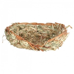 GRASS BED FOR GPIGS/RABBIT 26X10X22CM - Click for more info