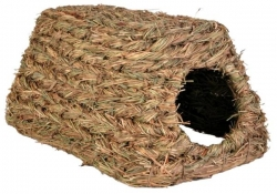 GRASS HOUSE FOR SMALL ANIMALS18X13X28CM - Click for more info