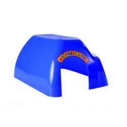 GUINEA PIG HOUSE PLASTIC 23X15X26CM - Click for more info