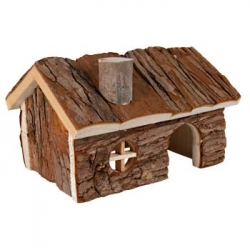 BARKWOOD RODENT HSE HENDRIK 20X13X13CM - Click for more info