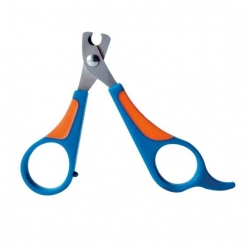 CLAW SCISSORS PLASTIC/STAINLESSSTEEL 8CM - Click for more info
