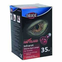 INFRARED HEAT SPOTLAMP RED 35W REPTILE - Click for more info