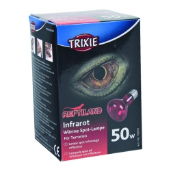 INFRARED HEAT SPOTLAMP RED 50W REPTILE - Click for more info