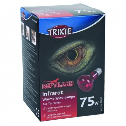 INFRARED HEAT SPOTLAMP RED 75W REPTILE - Click for more info
