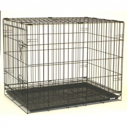 HEAVY DUTY CRATE 120X67X77CM - Click for more info